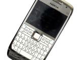 批发 诺基亚E71  WIFI 经典智能手机 时尚全键盘拍照音乐