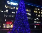 北京圣诞抓发光树安装