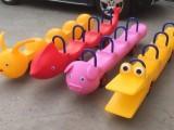 幼儿园多人脚踏车儿童车多人团队协力赛车儿童多人协助车喜洋洋车