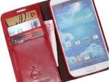 musubo 苹果4代 iphone5代真皮牛皮套 韩国原装手机