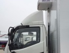 转让 冷藏车4米2江淮骏铃保鲜冷藏车