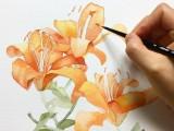烟台美术培训学画画学美术 水彩 油画 素描 漫画