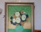 油画(花卉)