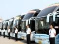 威海交运五公司旅通车队欢迎您,企事业单位班车为您服