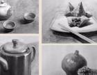 上海油画兴趣班 艺术是一个高深的知识