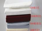 清仓外贸出口原单纯棉贡缎高支高密500根1200根200X200加大床笠