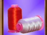 厂家供应多规格杂色线 珠光线 锦纶线 高强线 高强涤纶丝线