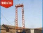 建筑工地提升物料SSE15新型龙门架提升机特价销售