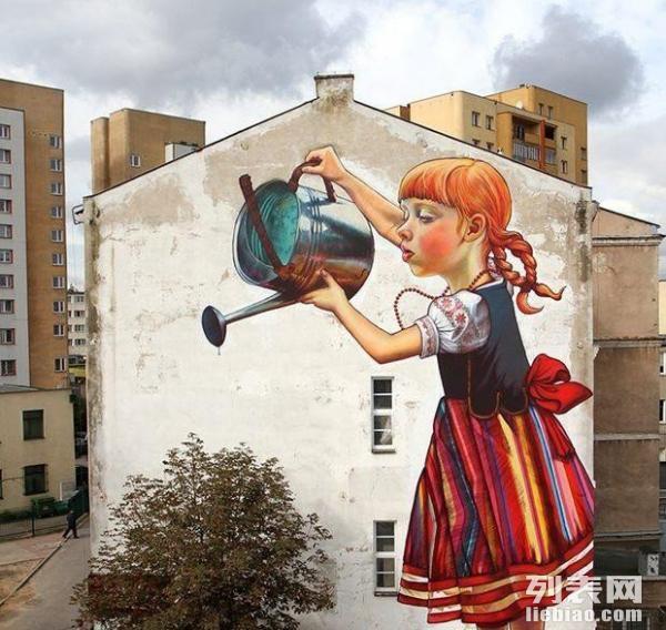 手绘墙,墙绘,3d涂鸦