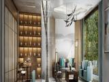九龙坡实惠度大的别墅装修实景费用欢迎进一步了解