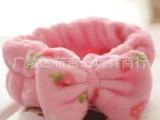 卡通可爱樱桃小草莓束发带