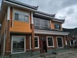 河南建造新型房屋輕鋼別墅