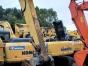 转让 挖掘机小松原装进口小松220杠8手续齐全