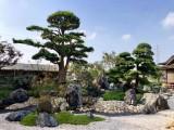 园林景观石批发 假山凉亭喷泉设计制作