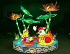 传统中秋节花灯彩灯纯手工艺制作加工 春节花灯制作