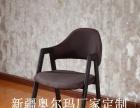 新疆家具厂家定制餐厅酒吧宾馆西餐咖啡店桌椅沙发卡座