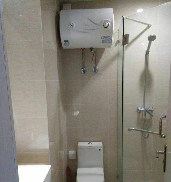 万达广场单身公寓精装修家电设施齐全拎包入住