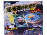 正版奥迪双钻 飓风战魂2亚洲赛特训套装 陀螺玩具全属性