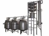 河南带分流盘的白兰地蒸馏设备厂家 新乡塔式白兰地蒸馏设备