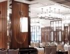 店面展厅园区庭院地产酒店酒吧办公空间装饰装修导视设