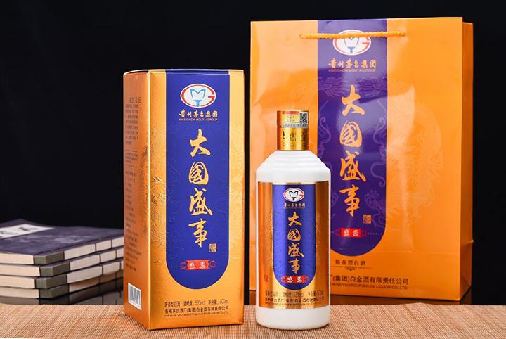 广州酱香型白酒价格 大国盛事:质美价优