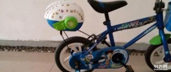 低价转让名牌(好孩子牌)儿童自行车,适合3-6岁小朋友