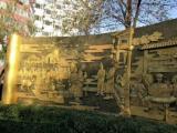 展厅展馆户外广场雕塑不锈钢雕塑校园雕塑定制