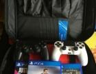 索尼PS4游戏主机和其他全套