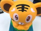 PU慢回弹玩具 减压玩具 创意礼物Squishy 老虎