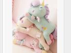 超萌 Little twin stars 梦幻双子星 独角兽抱枕玩具 小马公仔