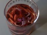 云南满泽金边玫瑰花和墨红玫瑰花吃法与用法