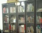 高档实木书柜