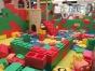 嗨佳贝游乐设备2018淘气堡海洋球池大型积木儿童亲子乐园