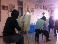 结构素描学习北京亚运村北苑国贸素描培训学习班