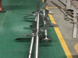 不锈钢桨式搅拌器 立式搅拌设备生产厂家 机械搅拌设备价格咨询