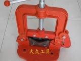 供应2号3号4号铸钢压力钳龙门钳 管子台虎钳