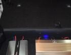 禅城汽车音响改装-标致改装丹拿232喇叭音响改装