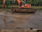 武威水陆挖掘机出租公司哪家好?