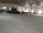 东西湖东光工业园单层厂房850平米出租
