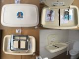 上海母婴室专用婴儿护理台/婴儿尿布台/尿布更换台