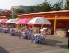 禅城美食节搭建3 3帐篷珩架搭建展位铝架帐篷会议桌椅铁马