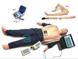 高级心肺复苏AED除颤模拟人(计算机控制三合一组合)