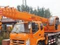 转让 起重机福田雷沃厂家直销8吨12吨16吨吊车