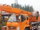 转让 起重机福田雷沃厂家直销8吨12吨16吨吊车面议