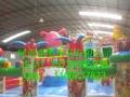 亚美玩具专业生产充气城堡水池,滑梯等充气游乐设备出厂价