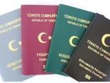 土耳其外交护照