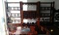 滁州老船木茶几批发户外阳台茶桌茶台置物架书架