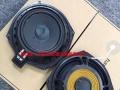 厦门宝马改装X1加装定制低音