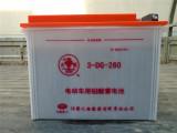 富路电动观光车E360专用电瓶 火炬6v260蓄电池