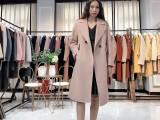 佳莉绮 19年新款双面羊绒大衣 品牌折扣女装批发